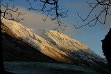 View from Glen Nevis